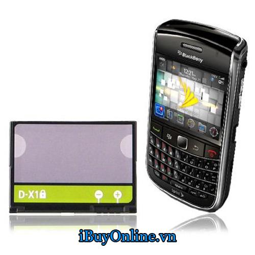 Pin D-X1 BlackBerry Bold 9650