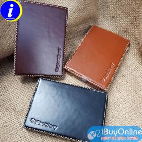 Bao Da BlackBerry Passport Silver Handmade