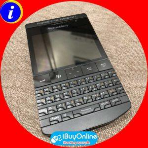 BlackBerry Porsche Design 9981 Đen P'9981 Black