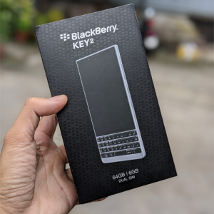 BlackBerry Keytwo Key2 2 Sim Mới Fullbox 64GB