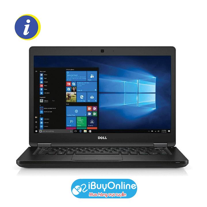 """Dell Latitude E5480 i7 6600U/ 8GB/ 256G SSD/ VGA GT930MX 2G/ 14.0""""HD/ Win 10 Pro/KEY_LED"""