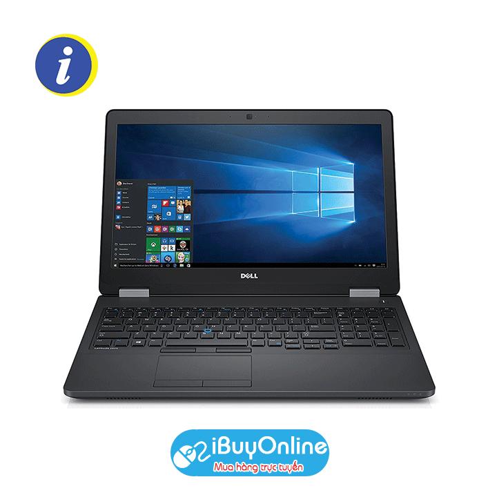 """Dell Latitude E5570 i5 6200U/ 8GB/ 256G SSD/ VGA ON/ 15.6""""FHD IPS/ W10H/ Silver"""