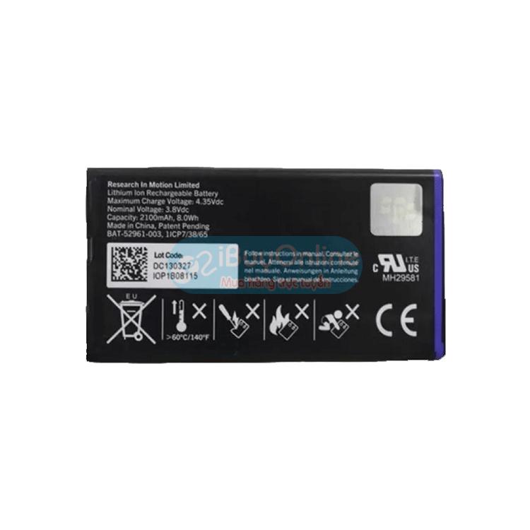 PIN BLACKBERRY N-X1 BATTERY 2100 mAh (BLACKBERRY Q10)